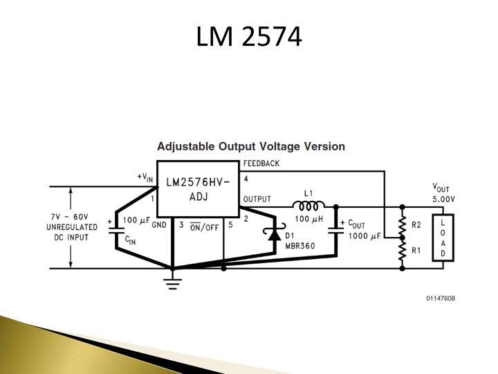 LM 2574