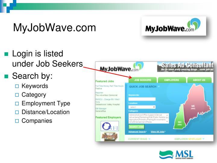 MyJobWave.com