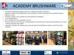 academy brushware
