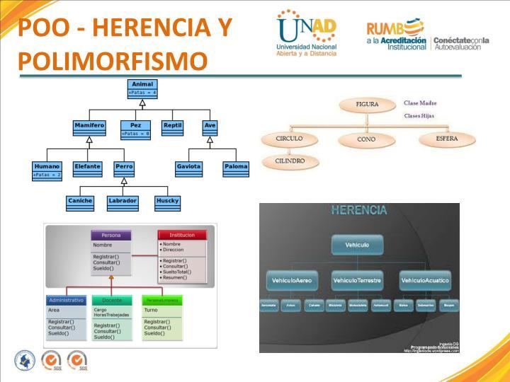 POO - HERENCIA Y