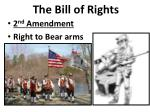 the bill of rights1