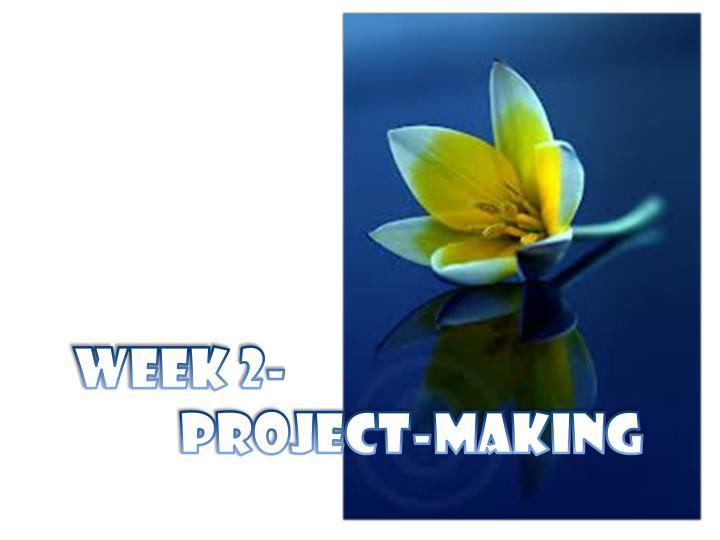 Week 2-