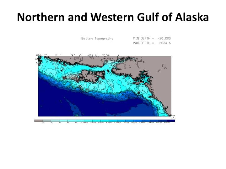 Northern and Western Gulf of Alaska