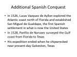 additional spanish conquest2