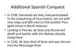additional spanish conquest3