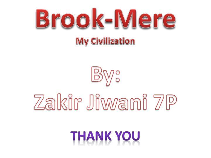 Brook-Mere