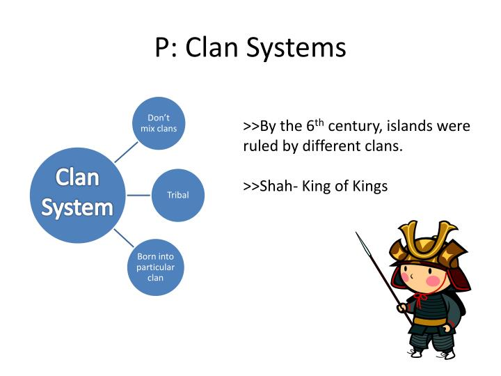P: Clan Systems