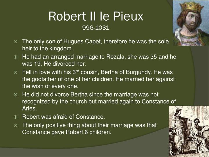 Robert II le