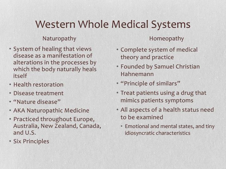 Western Whole Medical Systems