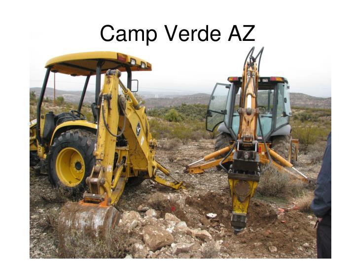 Camp Verde AZ