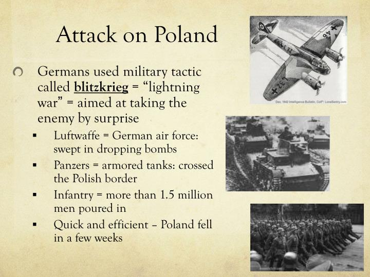 Attack on Poland