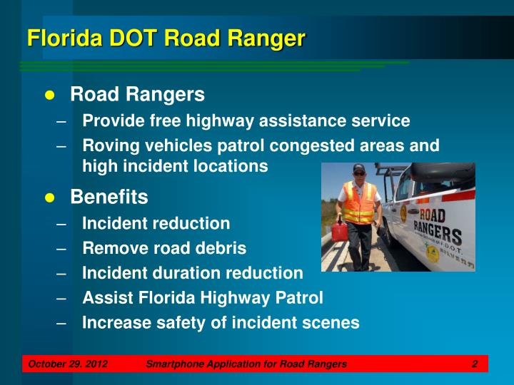 Florida DOT Road Ranger