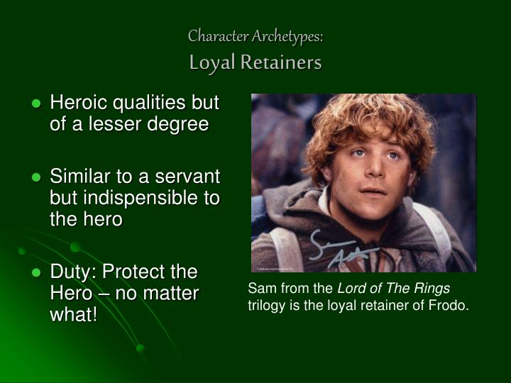 Character Archetypes:
