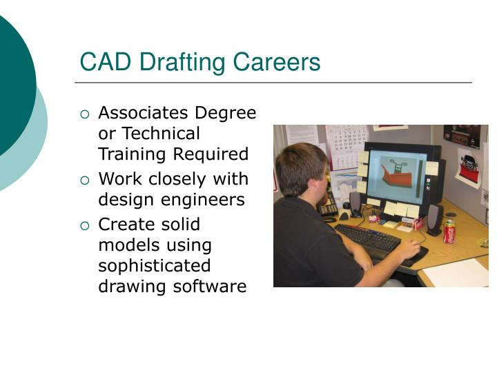 CAD Drafting Careers