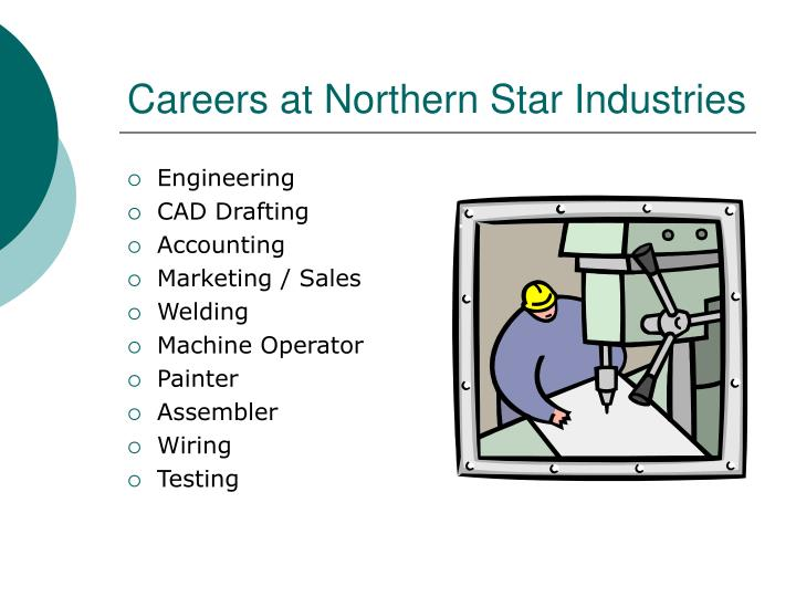 Careers at Northern Star Industries