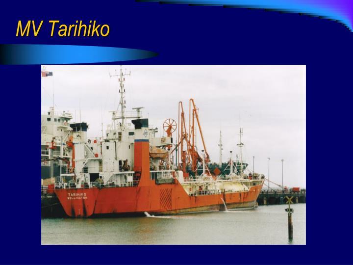 MV Tarihiko