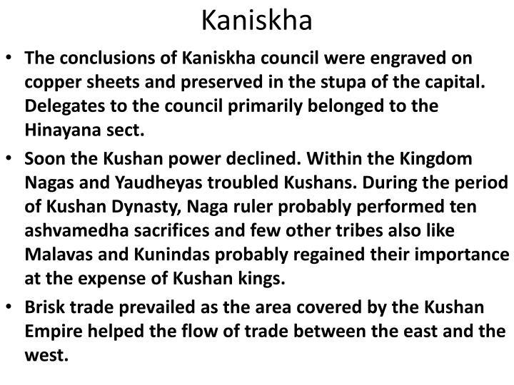 Kaniskha