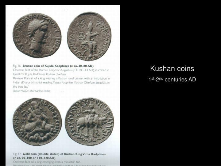 Kushan coins