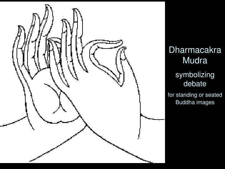 Dharmacakra Mudra