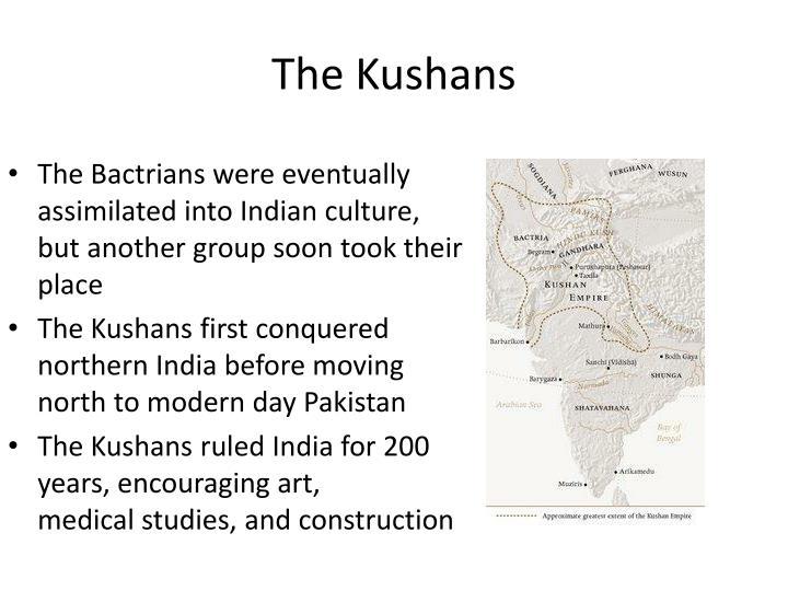 The Kushans