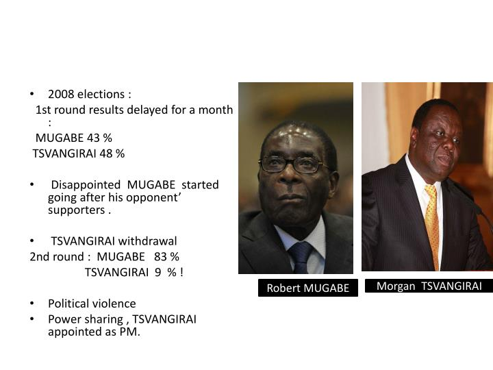 2008 elections :