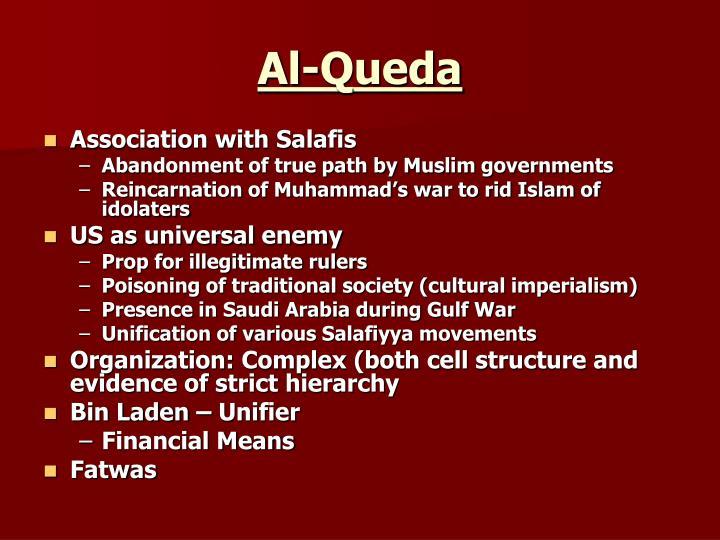 Al-Queda