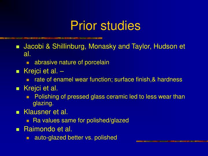 Jacobi & Shillinburg, Monasky and Taylor, Hudson et al.
