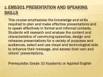 2 ems301 presentation and speaking skills