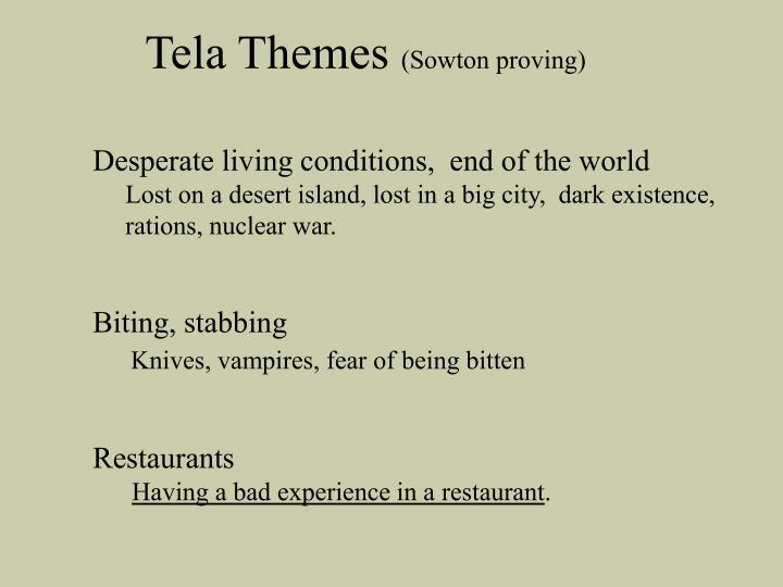 Tela Themes