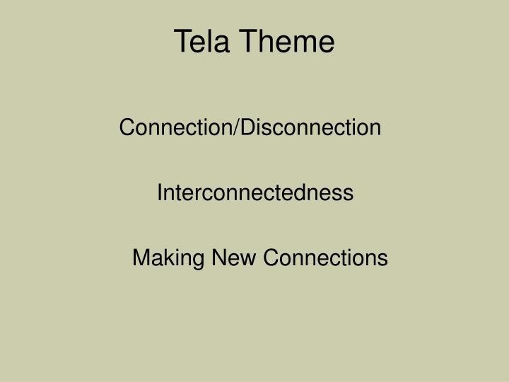 Tela Theme