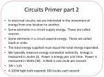 circuits primer part 2