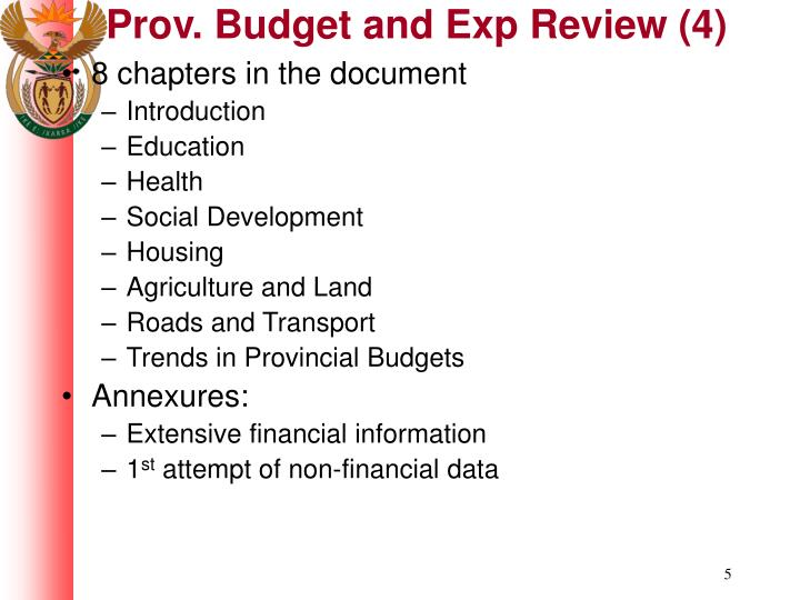 Prov. Budget and Exp Review (4)