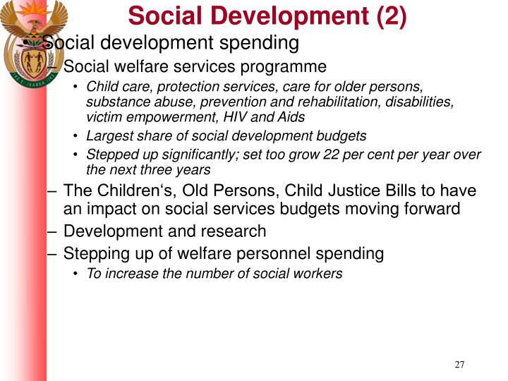 Social Development (2)