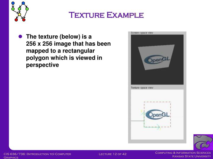 Texture Example