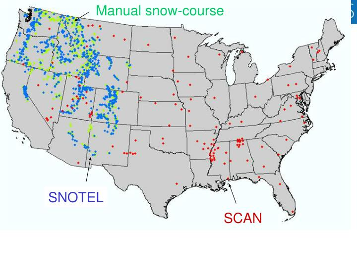 Manual snow-course