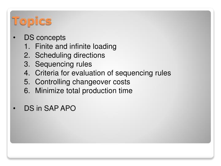 DS concepts