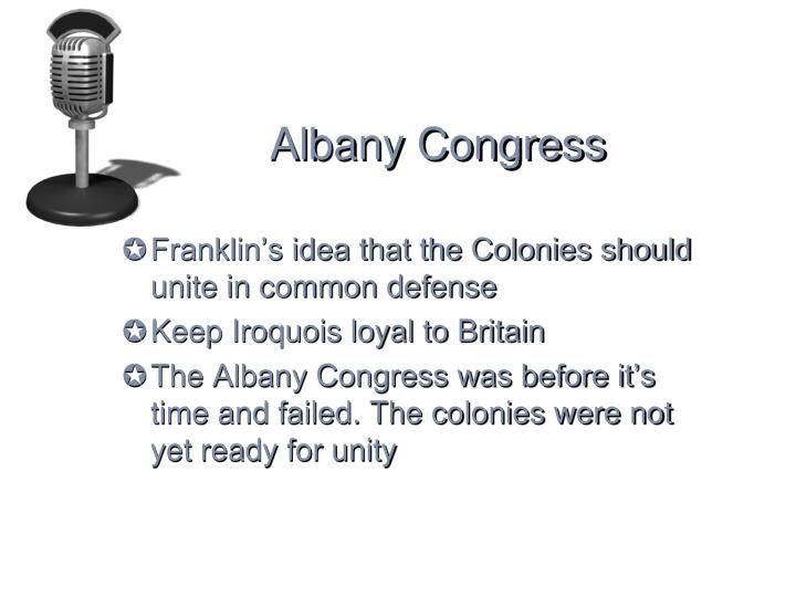 Albany Congress