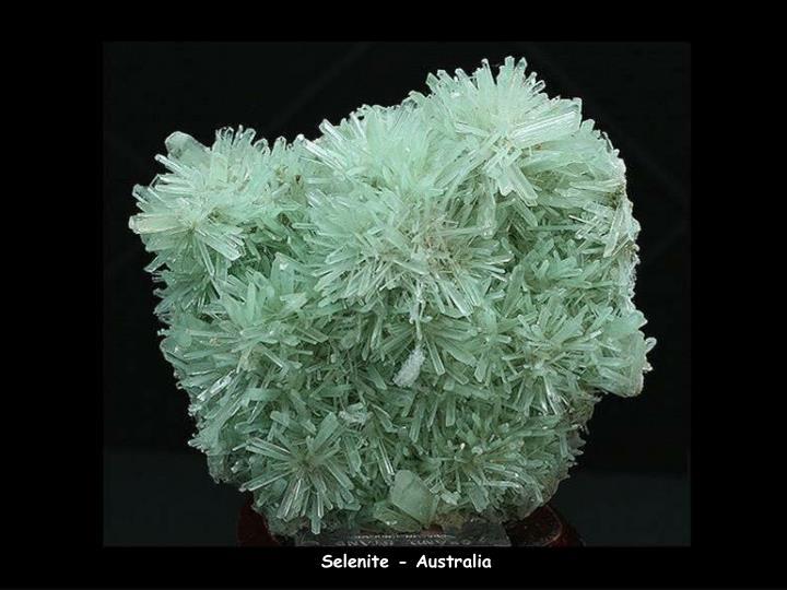 Selenite - Australia