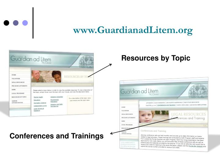 www.GuardianadLitem.org