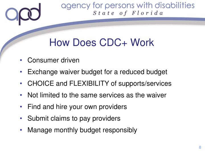 How Does CDC+ Work