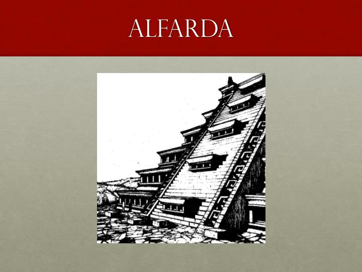 ALFARDA