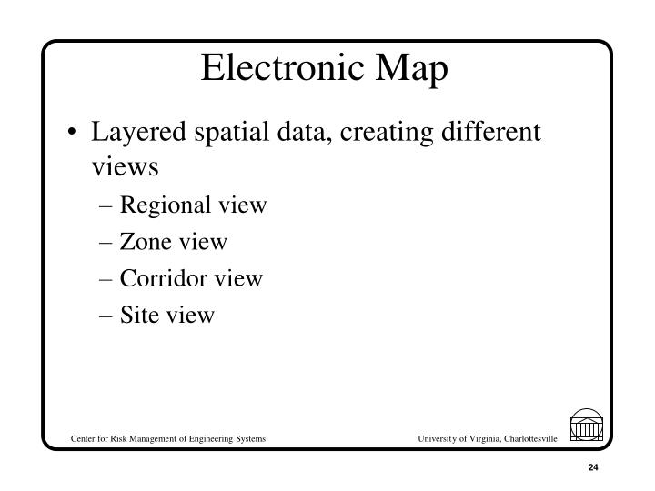 Electronic Map