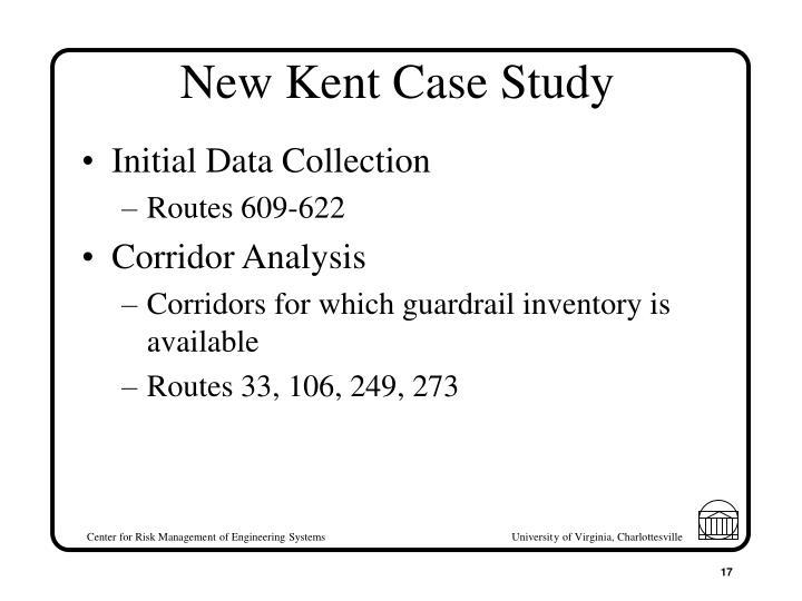 New Kent Case Study