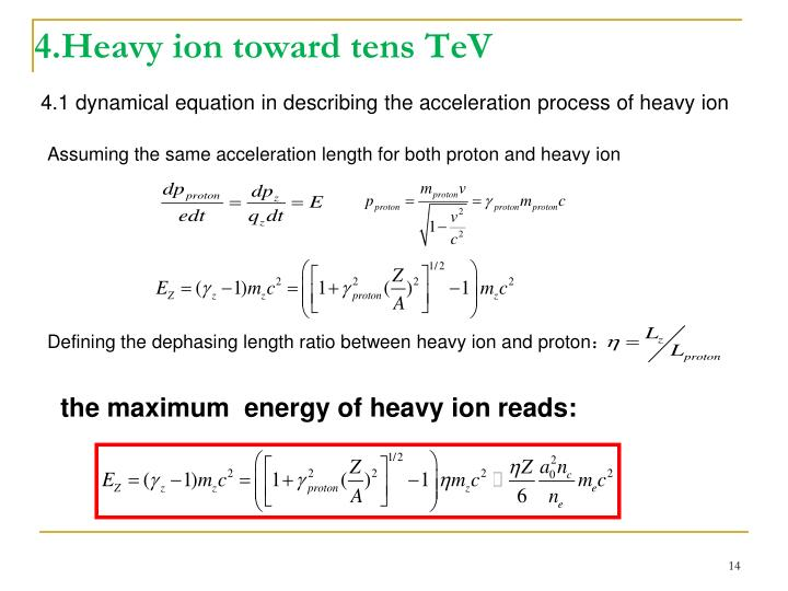 4.Heavy ion toward tens TeV