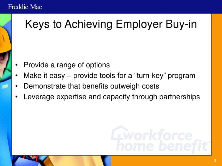 Keys to Achieving Employer Buy-in
