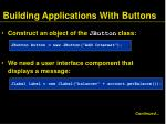 building applications with buttons1