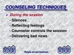 counseling techniques4