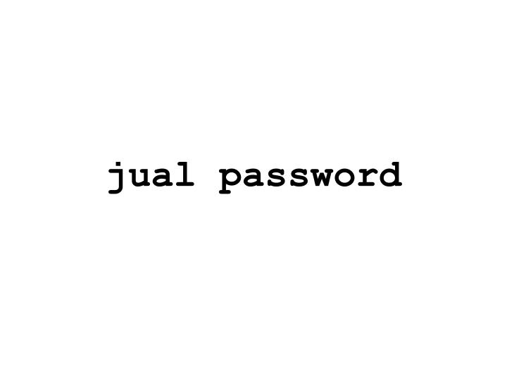 jual password