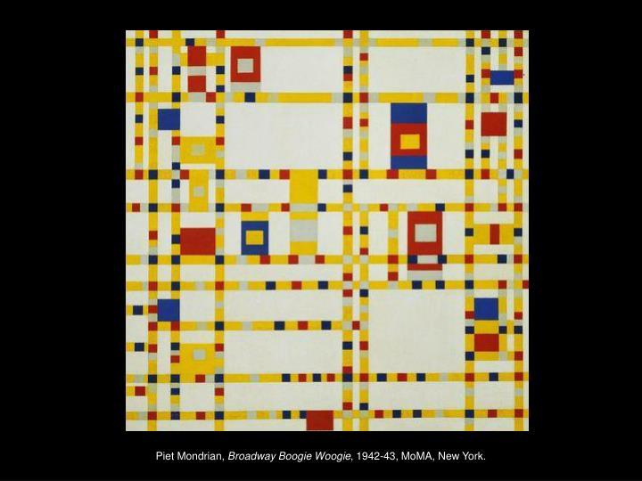 Piet Mondrian,