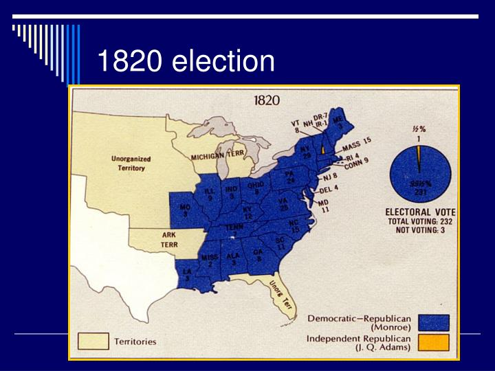 1820 election